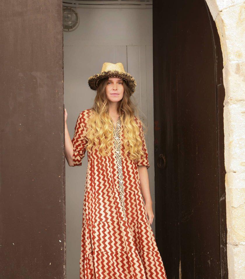 vestido_abotonado