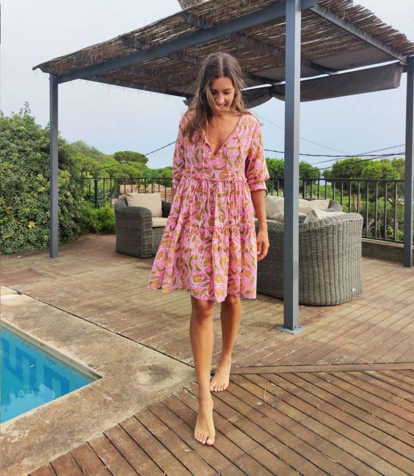 pink_short_dress