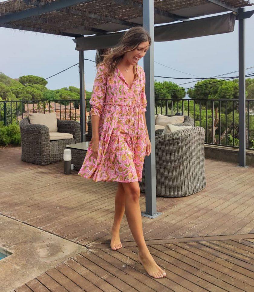 vestidos_verano_rosas